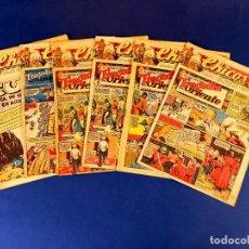 Livros de Banda Desenhada: LOTE DE 6 CHICOS NUMEROS: 353-355-356-356-379-385. Lote 273898963