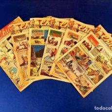 Tebeos: LOTE DE 6 CHICOS NUMEROS: 399-400-401-406-409-421. Lote 273899288