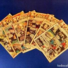 Livros de Banda Desenhada: LOTE DE 6 CHICOS NUMEROS: 472-475-478-479-480-482. Lote 273900028