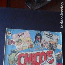 Tebeos: CHICOS Nº 30 /C-3. Lote 275486933