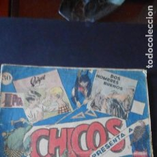 Tebeos: CHICOS Nº 30 /C-3. Lote 275487108