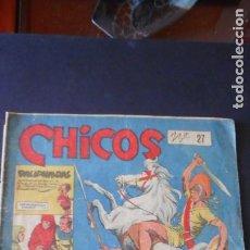 Tebeos: CHICOS Nº 27 /C-3. Lote 275487628