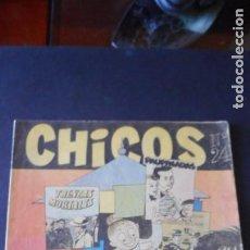 Tebeos: CHICOS Nº 24 /C-3. Lote 275488103