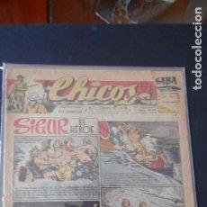 Tebeos: CHICOS Nº 465 /C-3. Lote 275563128