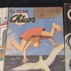 Giornalini: ANTIGUO TEBEO EL GRAN CHICOS Nº 20 , CONSUELO GIL ,1947, VER FOTOS. Lote 292260998