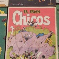 Giornalini: ANTIGUO TEBEO EL GRAN CHICOS Nº 28 , CONSUELO GIL ,1948, VER FOTOS. Lote 292261148