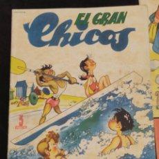 Giornalini: ANTIGUO TEBEO EL GRAN CHICOS Nº 17 , CONSUELO GIL ,1947, VER FOTOS. Lote 292261223