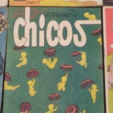 Giornalini: ANTIGUO TEBEO EL GRAN CHICOS Nº 27 , CONSUELO GIL ,1948, VER FOTOS. Lote 292261273