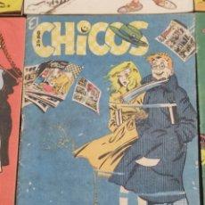 Giornalini: ANTIGUO TEBEO EL GRAN CHICOS Nº 26 , CONSUELO GIL ,1948, VER FOTOS. Lote 292261568