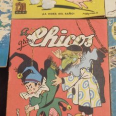 Giornalini: ANTIGUO TEBEO EL GRAN CHICOS Nº 25 , CONSUELO GIL ,1948, VER FOTOS. Lote 292261843