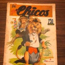 Giornalini: EL GRAN CHICOS Nº 1, EDITORIAL CONSUELO GIL. Lote 292600238
