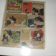 Tebeos: MIS CHICAS 309.EDITA CONSUELO GIL,AÑO 1941.. Lote 294062808