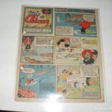Tebeos: MIS CHICAS 234.EDITA CONSUELO GIL,AÑO 1941.. Lote 294069283