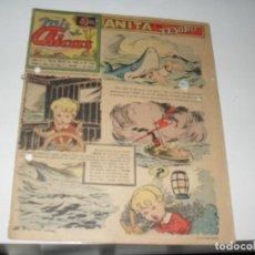 Tebeos: MIS CHICAS 218.EDITA CONSUELO GIL,AÑO 1941.. Lote 294069558