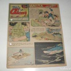 Tebeos: MIS CHICAS 216.EDITA CONSUELO GIL,AÑO 1941.. Lote 294069753