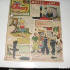 Tebeos: MIS CHICAS 197.EDITA CONSUELO GIL,AÑO 1941.. Lote 294079393