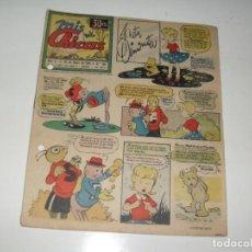 Tebeos: MIS CHICAS 190.EDITA CONSUELO GIL,AÑO 1941.. Lote 294079993