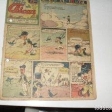 Tebeos: MIS CHICAS 107.EDITA CONSUELO GIL,AÑO 1941.. Lote 294130833