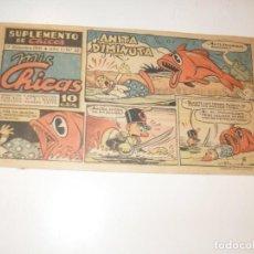 Tebeos: MIS CHICAS 32.NUMEROS DIFICILES,DIFERENTE FORMATO.EDITA CONSUELO GIL,AÑO 1941.. Lote 294153748