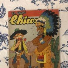 Tebeos: EL GRAN CHICOS, NUMERO 9, AÑO 1946, (GILSA/ EDICIONES CHICOS). Lote 294387133