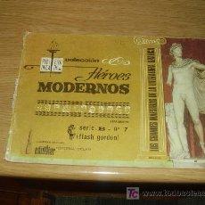 Tebeos: FLASH GORDON. HÉROES MODERNOS. SERIE B. NÚMERO 7. Lote 27300241