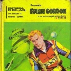 Tebeos: FLASH GORDON EXTRAORDINARIO ( DOLAR ) ORIGINAL 1964. Lote 26515628
