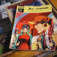 Tebeos: SERIE AMARILLA N-19 JUAN EL INTREPIDO, DOLAR AÑO 1959. Lote 3688185