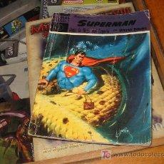 Tebeos: SUPERMAN SERIE VIOLETA,DOLAR N-6. Lote 13864323