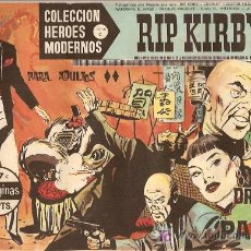 Tebeos: RIP KIRBY Nº 17. SERIE C. COLECCION HEROES MODERNOS. EDITORIAL DOLAR.. Lote 5779549