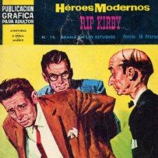 Tebeos: RIP KIRBY Nº 14 (EDITORIAL DÓLAR, 1959) ALEX RAYMOND. Lote 17276094