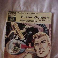 Tebeos: FLASH GORDON: ESPACIOFOBIA. DAN BARRY. EDITORIAL DOLAR, SERIE AMARILLA, Nº 27. 1959. Lote 10886904