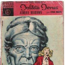 Tebeos: JULIETA JONES.SERIE MAGENTA.DOLAR 1959. Nº 14. Lote 16738312