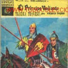Tebeos: EL PRÍNCIPE VALIENTE Nº 45. ED. DÓLAR. 1959. Lote 5773219