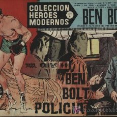 Tebeos: BEN BOLT. HÉROES MODERNOS. SERIE C Nº 19. Lote 18455037