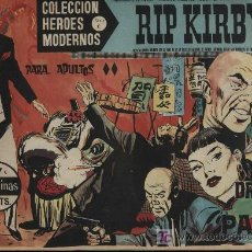 Tebeos: RIP KIRBY. HÉROES MODERNOS. SERIE C Nº 17. Lote 193779428