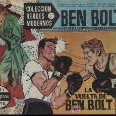 Tebeos: BEN BOLT. HÉROES MODERNOS. SERIE C Nº 9. Lote 18181106
