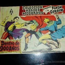 Tebeos: FLASH GORDON Nº 50. COLECCION HEROES MODERNOS. EDITORIAL DOLAR.. Lote 11511070