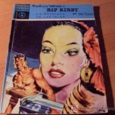 Tebeos: RIP KIRBY ( JOHN PRENTICE ) SERIE AZUL NOVELAS GRAFICAS Nº 40 ( AÑO 1959 ED DOLAR ). Lote 14907669