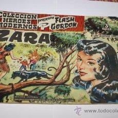 Tebeos: COLECCION HEROES MODERNOS FLASH GORDON DOLAR NO6. Lote 14910458