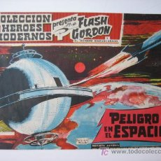 Tebeos: FLASH GORDON - COLECCION HEROES MODERNOS Nº 40 - EDITORIAL DOLAR. Lote 21869984