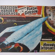 Tebeos: FLASH GORDON - COLECCION HEROES MODERNOS Nº 39 - EDITORIAL DOLAR. Lote 21870007