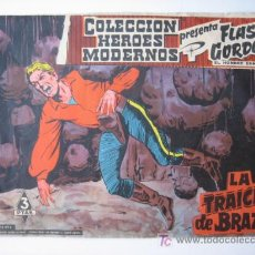 Tebeos: FLASH GORDON - COLECCION HEROES MODERNOS Nº 21 - EDITORIAL DOLAR. Lote 21870019