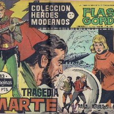 Tebeos: FLASH GORDON Nº 13-TRAGEDIA EN MARTE-EDITORIAL DOLAR.. Lote 23862432