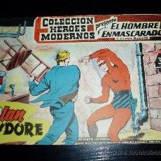 Giornalini: EL HOMBRE ENMASCARADO Nº 50. DOLAR 1958.. Lote 16701290