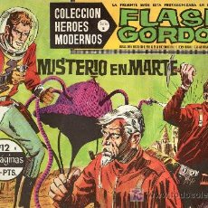 Tebeos: FLASH GORDON. COLECCION HEROES MODERNOS. SERIE B. Nº 12. EDITORIAL DOLAR.. Lote 17153523