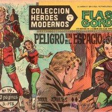 Tebeos: FLASH GORDON. COLECCION HEROES MODERNOS. SERIE B. Nº 19. EDITORIAL DOLAR.. Lote 17153575