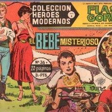 Tebeos: FLASH GORDON. COLECCION HEROES MODERNOS. SERIE B. Nº 36. EDITORIAL DOLAR.. Lote 17153708