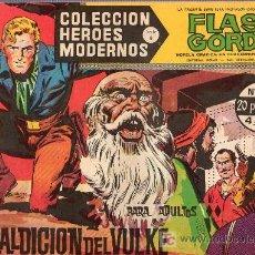 Tebeos: FLASH GORDON. COLECCION HEROES MODERNOS. SERIE B. Nº 38. EDITORIAL DOLAR.. Lote 17153718
