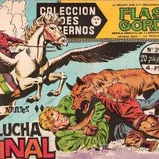 Tebeos: FLASH GORDON. COLECCION HEROES MODERNOS. SERIE B. Nº 39. EDITORIAL DOLAR.. Lote 17153727