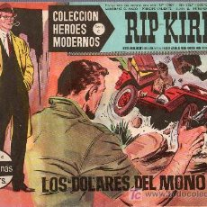 Tebeos: RIP KIRBY. COLECCION HEROES MODERNOS. SERIE C. Nº 6. EDITORIAL DOLAR.. Lote 17169373